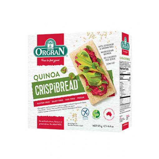 Quinoa Crackers van Orgran