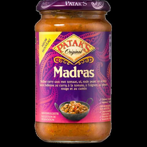 Madras Saus van Patak's