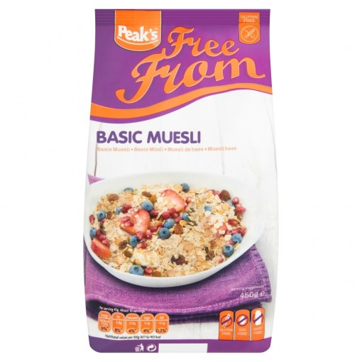 Basis Muesli van Peak's