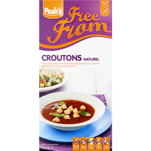 Croutons Naturel van Peak's