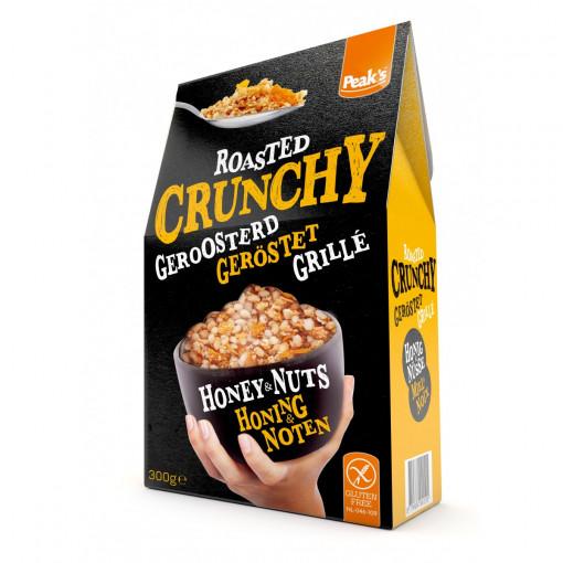 Crunchy Honing & Noten van Peak's