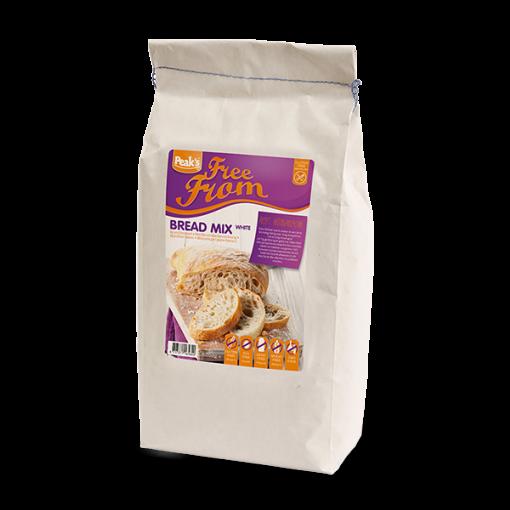 Broodmix Wit 5 kilo van Peak's