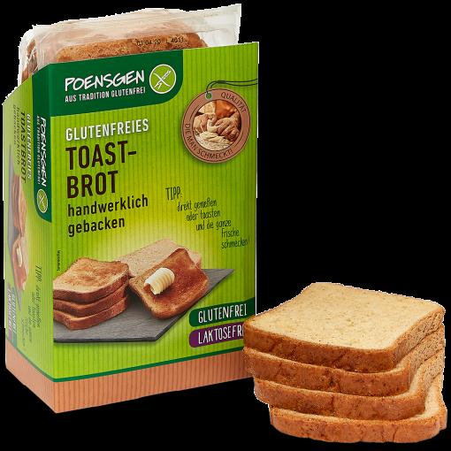 Toastbrood van Poensgen