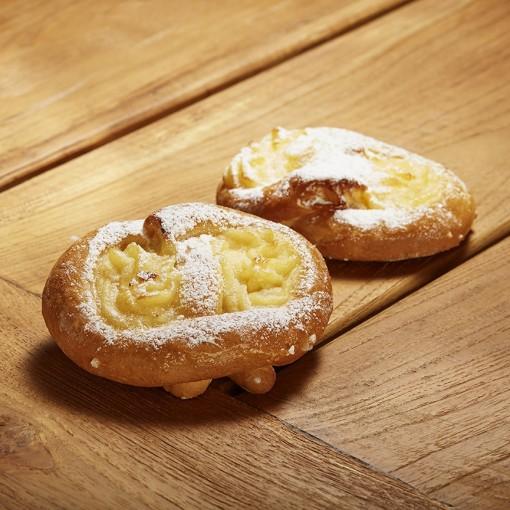 Pudding Broodjes (4 stuks) van Poensgen