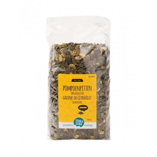 Pompoenpitten 750 gram van Terrasana