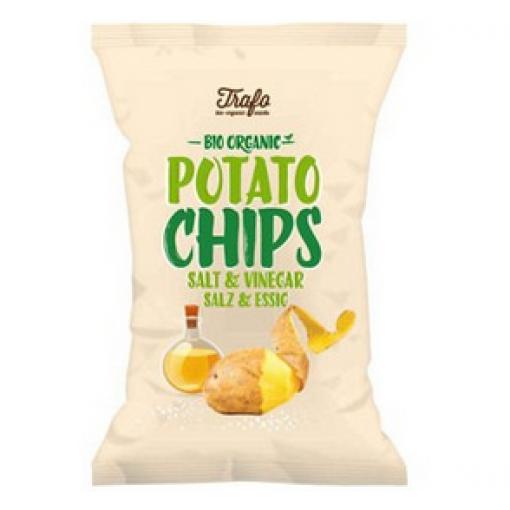 Aardappelchips Salt & Vinegar van Trafo
