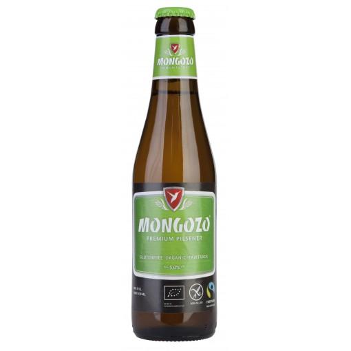 Premium Pilsener van Mongozo
