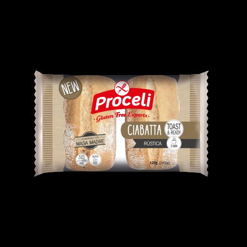 Ciabatta Rustica van Proceli