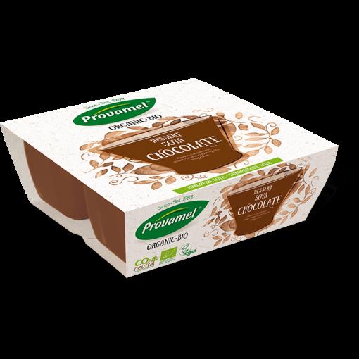 Soja Dessert Chocolade 4-pack van Provamel