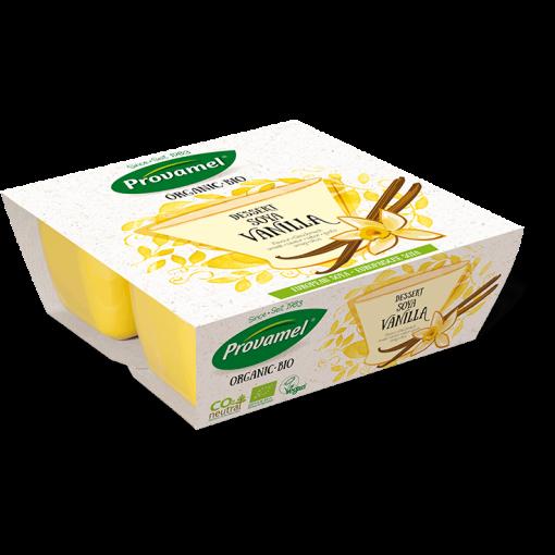 Soja Dessert Vanille 4-pack van Provamel