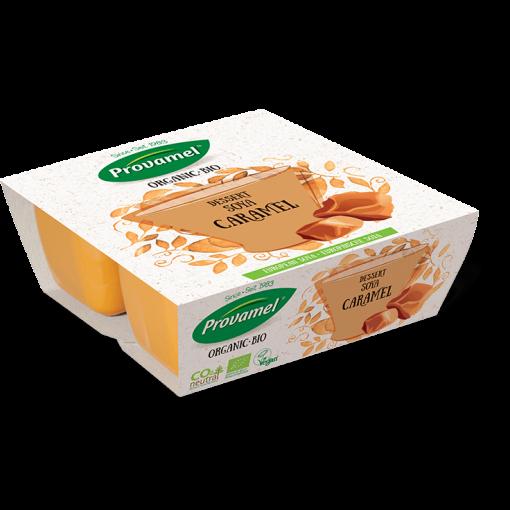 Soja Dessert Karamel 4-pack van Provamel