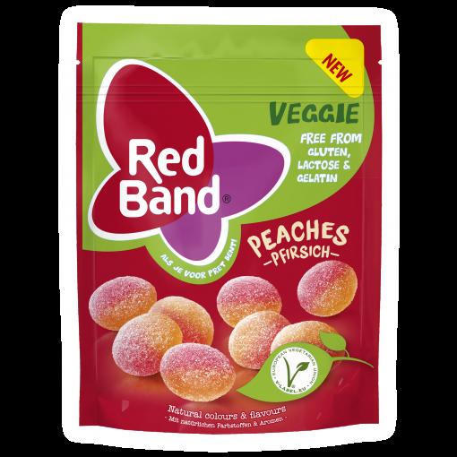 Peaches Veggie van Red Band