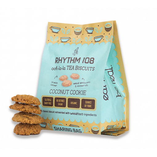Coconut Biscuits van Rhythm 108