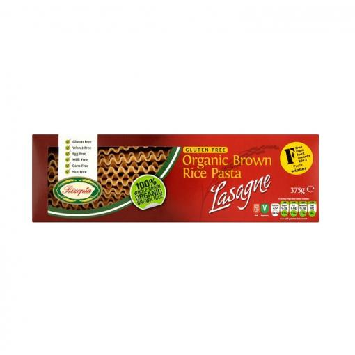 Volkorenrijst Lasagne van Rizopia