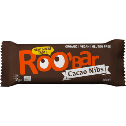 Cacao Nibs & Amandelen van Roobar