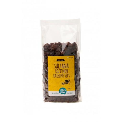 Sultana Rozijnen 500 gram van Terrasana