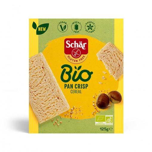 Pan Crisp Cereal Bio van Schar