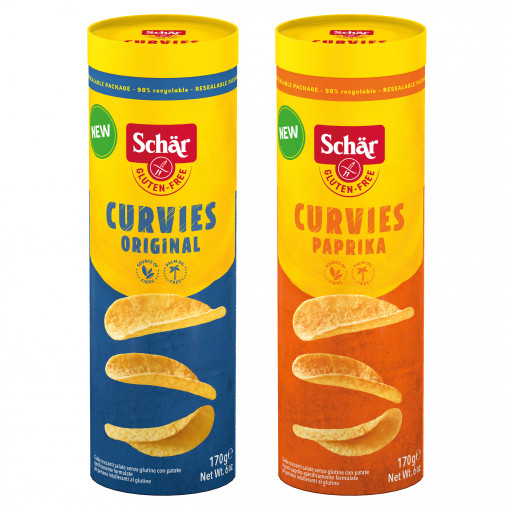 Curvies Proefpakket (2 smaken) van Schar