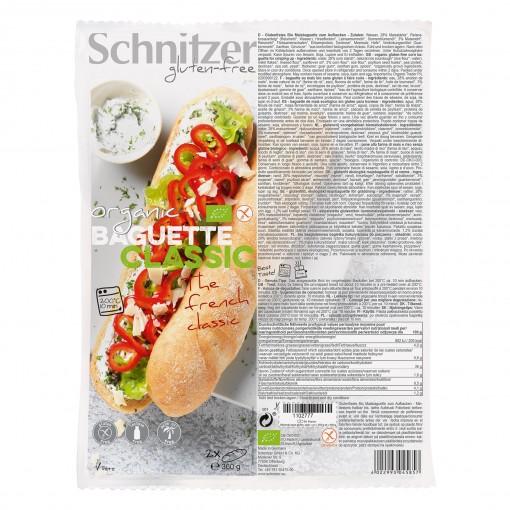 Baguette Classic van Schnitzer