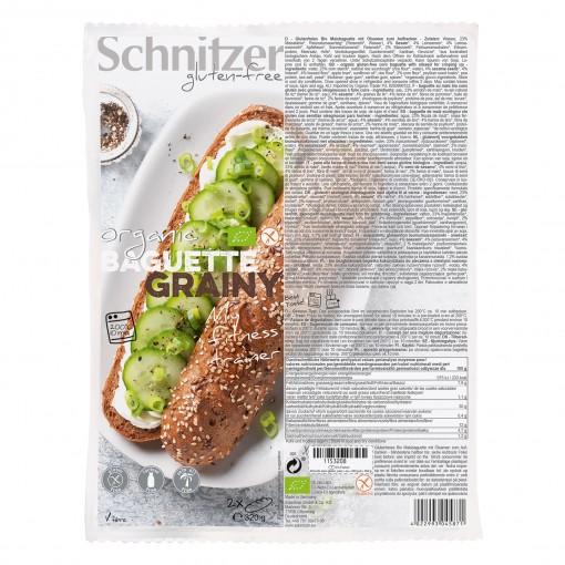 Baguette Grainy van Schnitzer