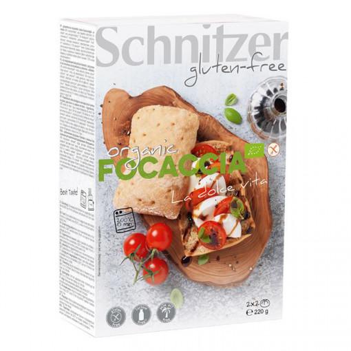 Focaccia van Schnitzer