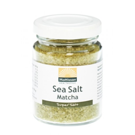 Sea Salt Matcha van Mattisson