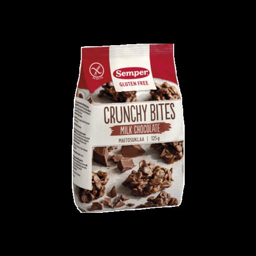 Crunchy Bites Chocola van Semper