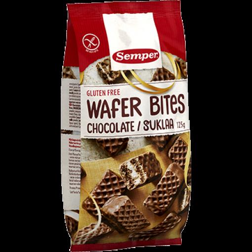 Chocolade Wafeltjes van Semper