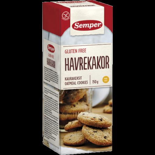 Havermout Koekjes van Semper