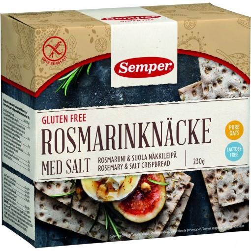 Knackebrod Rozemarijn & Zout van Semper