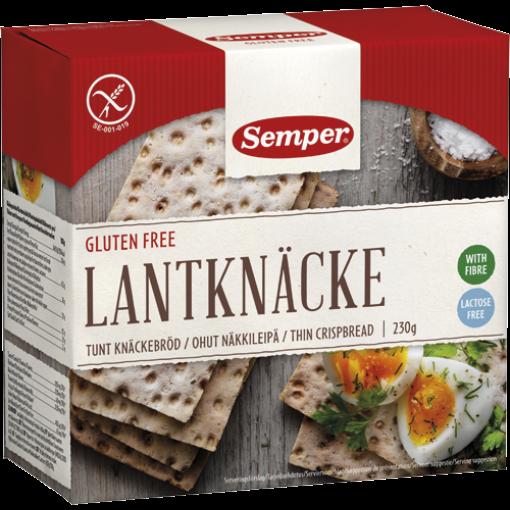 Knackebrod (Lantknäcke) van Semper