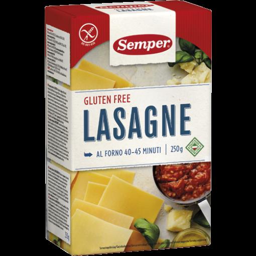 Lasagne van Semper