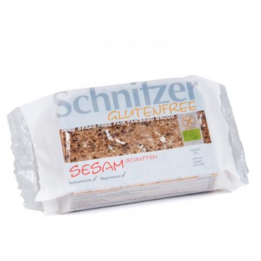 Sesambrood van Schnitzer