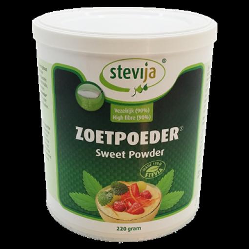 Stevia Zoetpoeder van Stevija