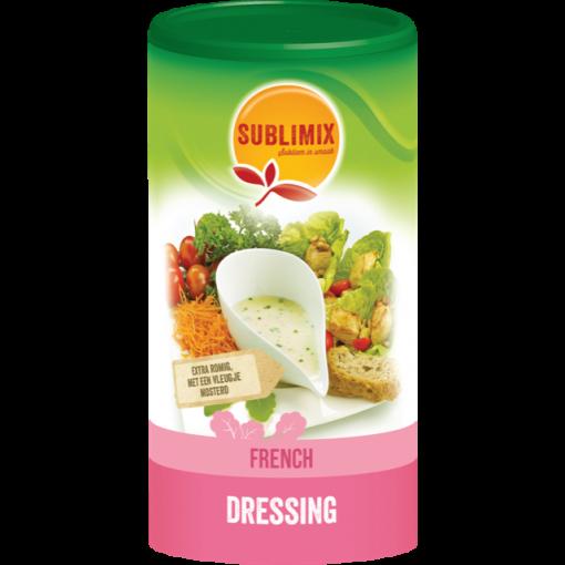 French Dressing 250 gram van Sublimix