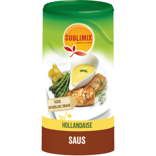 Hollandaisesaus 215 gram van Sublimix
