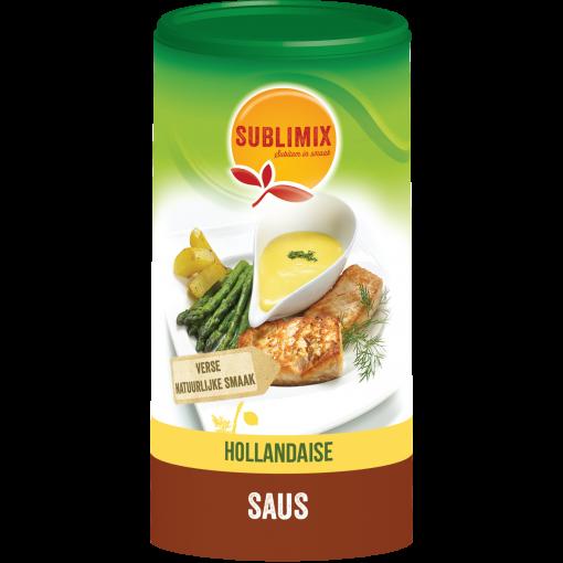 Hollandaisesaus 215 gram (T.H.T. 08-10-20) van Sublimix