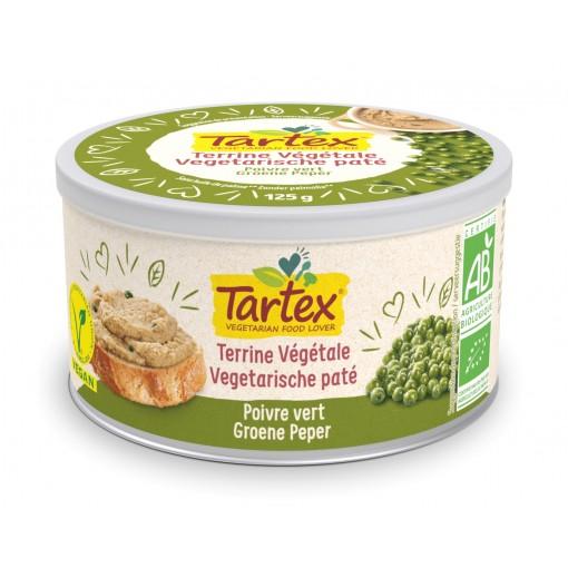 Paté Groene Peper van Tartex