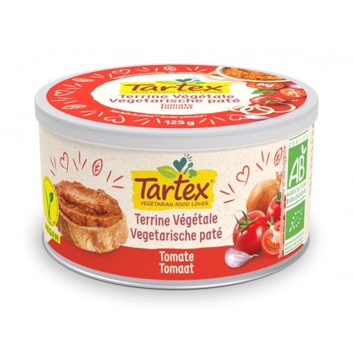 Paté Tomaat van Tartex