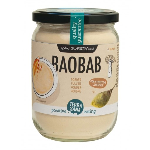 Baobabpoeder (glas) van Terrasana