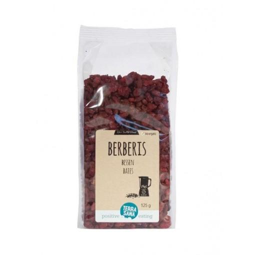 Berberisbessen 125 gram van Terrasana