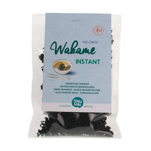 Instant Wakame 50 gram van Terrasana