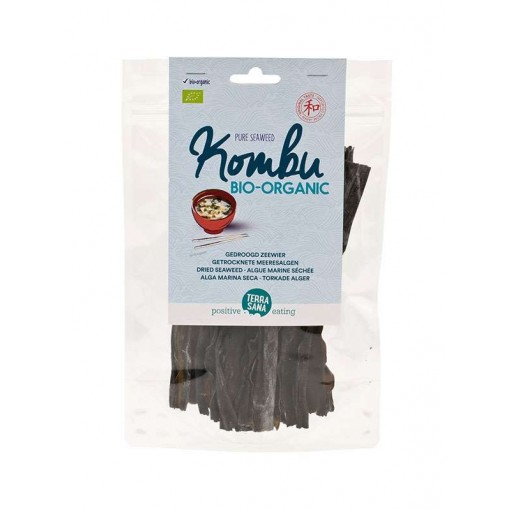 Kombu Biologisch 50 gram van Terrasana