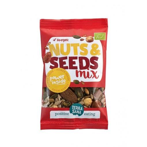 Nuts & Seeds Mix 45 gram van Terrasana