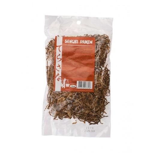 Sengiri Daikon Radijs 100 gram van Terrasana