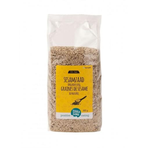 Sesamzaad Geroosterd 250 gram van Terrasana