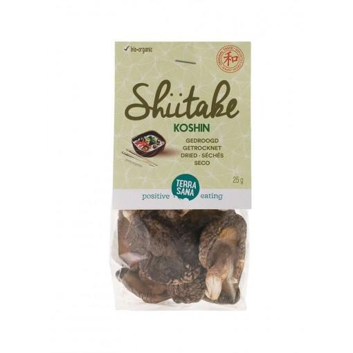 Shiitake Koshin 25 gram van Terrasana