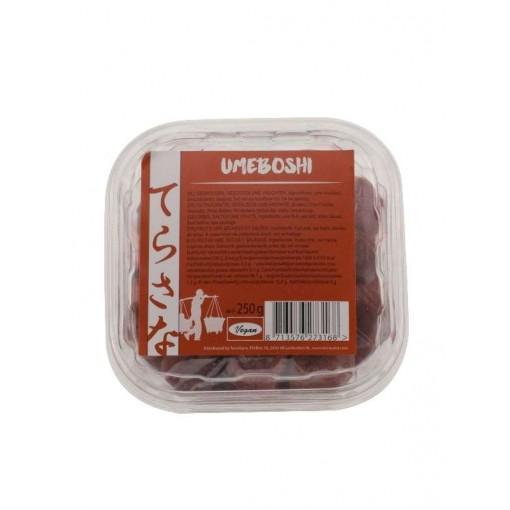 Umeboshi 250 gram van Terrasana