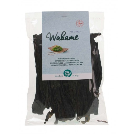 Wakame 100 gram van Terrasana
