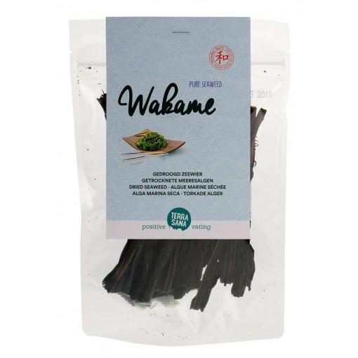 Wakame 50 gram van Terrasana